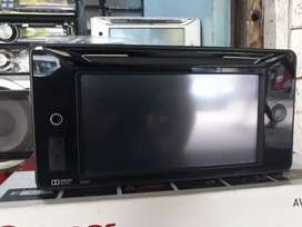 Head unit original toyota grand innova