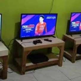 Di jual PS 3 Slim + TV LG LED 32 inch Rp.3.000.000 Nego