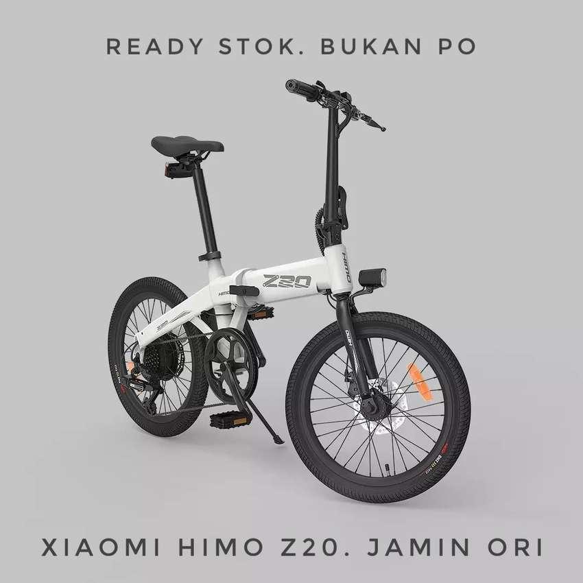 Xiaomi Himo Z20 Ebike  - sepeda listrik lipat 0