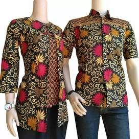 Couple batik simple
