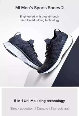 Good quality Sport Shoes from mi (size - 10)