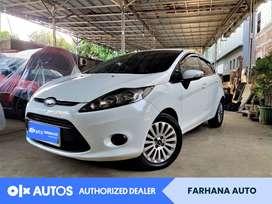 [OLX Autos] Ford Fiesta 2011 1.4 Trend A/T Bensin Putih #Farhana Auto