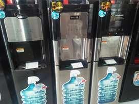 Dispenser sharp galon dibawah low watt