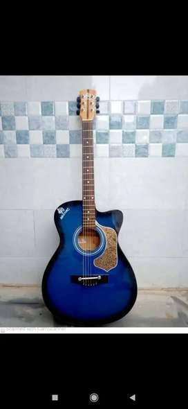 Gitar Semi Electric Guitar New Guitaro