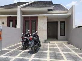 Rumah baru siap huni di Cisaranten deket Jalur Angkot