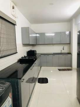3bhk Flat fully furnished flat for rent in mangaluru for only 6 month