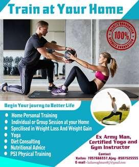 Fittness training