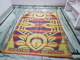 Plastic Floor Mat Carpet New 6x9 Extra large size