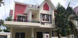 Kakkanad Kangarappady semi furnished 3 bedroom villa