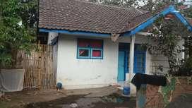 Rumah di perkampungan akses mobil