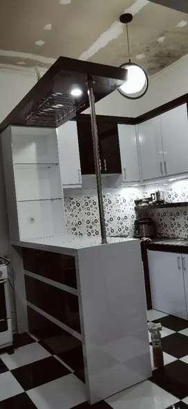 Mebel interior  kitchen set   lemari dll