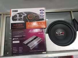 Audio mobil murah lengkap