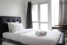 Furnished Studio at Taman Melati Jatinangor Apartment By Travelio