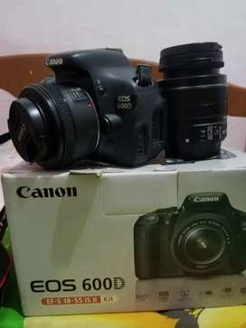 canon eos 600d plus fix 55mm canon stm