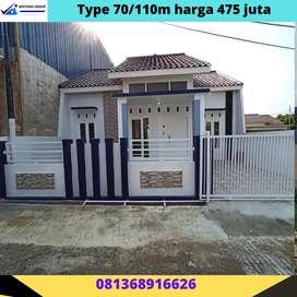 Rumah komersil mewah asri bandar Lampung