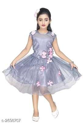 Elegant Kid's Girl's Dresses Vol 1