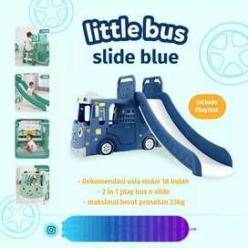 Mainan bis tayo besar perosotan