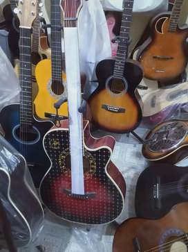 Box Packed Guitars+ Free accessories