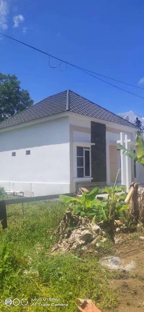 Rumah Minimalis modern mewah harga termurah di pusat kota pontianak