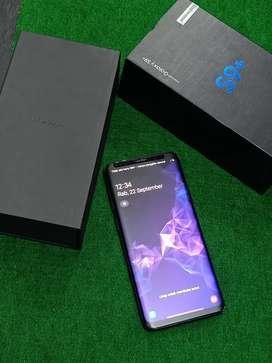 Samsung S9 Plus Ram 6/256sein dual sim fullset terawat