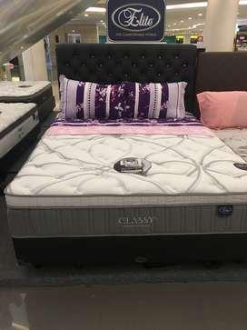 spring bed elite (STOCK LANGKA,JARANG ADA)