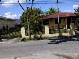 BU tanah dan bangunan ditengah kota pekanbaru