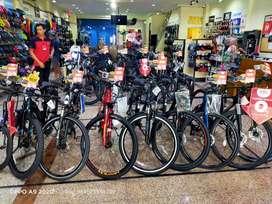 Kredit sepeda polygon thrill united tanpa dp bunga 0% Bergaransi .