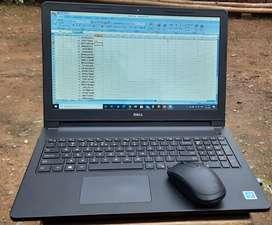 Dell laptop (window 10)