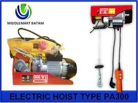 Electric hoist,type:PA300