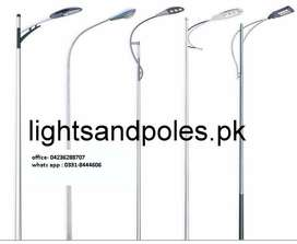 LightsandPoles.pk,Street Lighting Poles , Decoration/Fancy Poles,solar