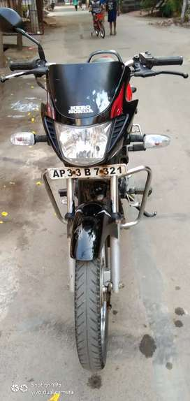 Urgent sale ,good condition,single hand bike