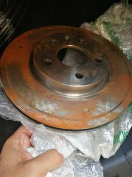 01 Front brake disc Heavy  Duty for 16 inch Rim size