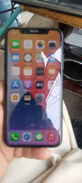 i phone x pta non aprow candition zero price 55000