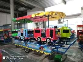 Jual Odong odong Robocar kereta panggung tayo fiber murah DCN