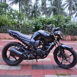 Yamaha fz  Good and neat condition repained
