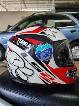 Ls2 helmet