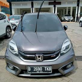 HONDA BRIO RS 2016 Manual