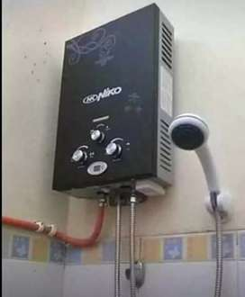 Water Heater Gas - Mandi Air Hangat Hoky