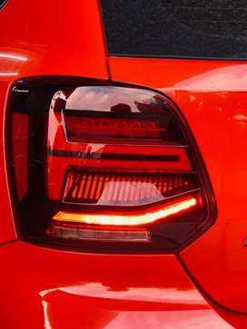 Polo led tail lights new design made in Taiwan
