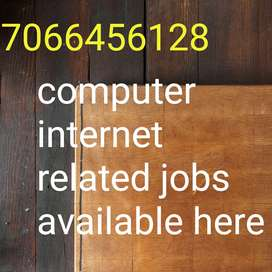 The best opportunity for students, housewifes, retired person