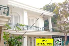 Rumah Mewah Semi Furnished di Kemang Jaksel, 5678-CW