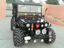 stylish jeep powerful engine