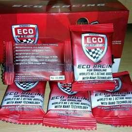 Eco racing tersedia utk motor, mobil dan bbm jenis solar. mulai 4k