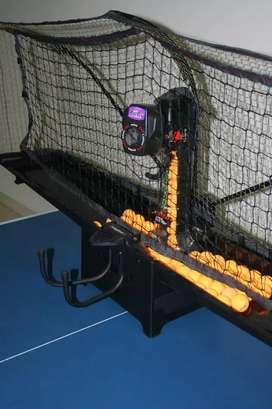 Table Tennis Robot Newgy Robopong 2050