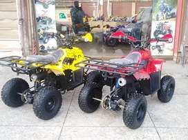 Double Safety Carrier ATV QUAD 4 wheel bike Deliver in All Pakistan