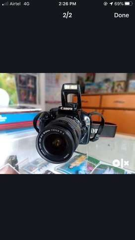 Canon 1100d clean condition