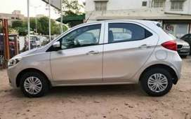 New car Tata Tiago 2018 Diesel Top plus model with 23km/ltr mileage.