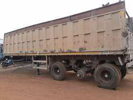 TATA DLT TROLLY 3 AXLE FOR SALE