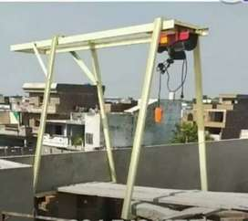 Electric Winch/Loading Lift