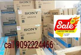 """45"""" New Sony Bravia LED TV 50% Stock Clearance Offered Sale .."""